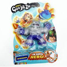Гуджітсу воїн Вулфпейн гумова іграшка тягучка фігурка Goojitzu Wolfpain