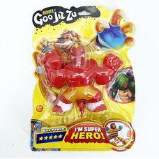 Гуджітсу воїн Блейзагон гумова іграшка тягучка фігурка Goojitzu Blazagon