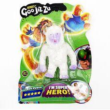 Гуджітсу воїн Бігфут гумова іграшка тягучка фігурка Goojitzu Bigfoot