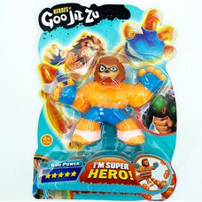 Гуджітсу воїн Сахаріо гумова іграшка тягучка фігурка Goojitzu Sahario