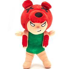 Мягкая игрушка Нита (Nita) из Бравл Старс (26см), герои с медведем Brawl Stars