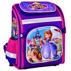 Шкільний рюкзак «Софія Прекрасна» з ортопедичною спинкою.