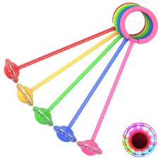 Нейроскакалка (5 цветов) + светящееся колесико.