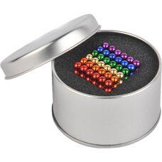 Магнитный конструктор Неокуб (Neocube) 5мм (216 шт), магнитные шарики головоломка.