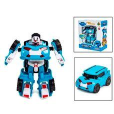 Тобот X робот трансформер Tobot (Синий)