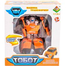 Тобот X робот трансформер Tobot Икс (Оранжевый)