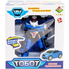 Тобот Y Игрек робот трансформер Tobot (Синий)