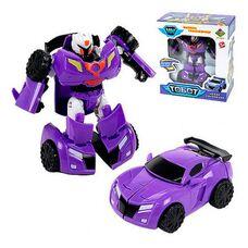 Тобот Y робот трансформер Tobot (Фиолетовый)