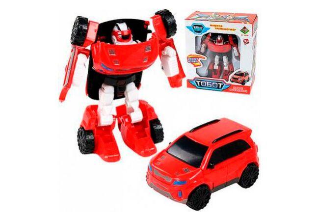 Тобот Z робот трансформер Tobot Зет