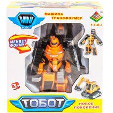 Іграшка Тобот Роккі робот трансформер Tobot Rocky Атлон