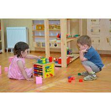 Как развивать ребенка по методике Монтессори — полезные игрушки и игры