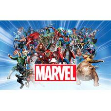 Путешествуем по вселенной Marvel — хронология и игрушки