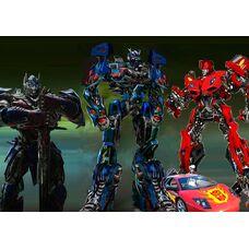 Трансформеры, больше чем роботы - история игрушек!