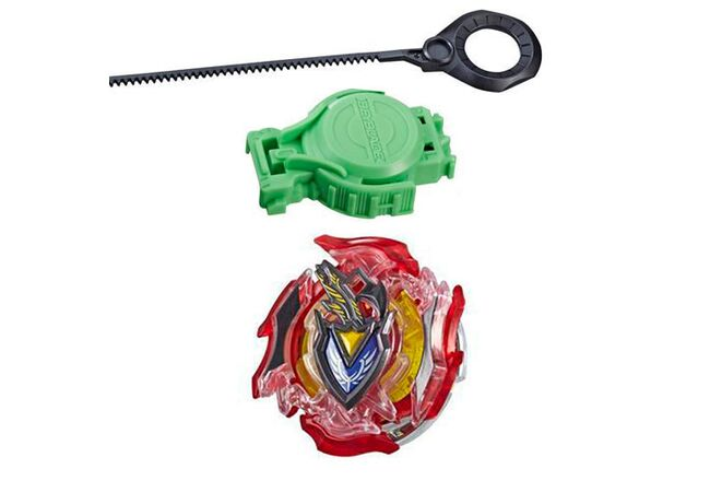 Бейблейд Турбо - Зет Ахіллес A4 світиться оригінал Hasbro Beyblade Burst Slingshock Rip Fire Starter Pack Z Achilles A4