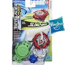 Бейблейд Турбо - Зет Ахиллес A4 Hasbro оригинал Beyblade Burst Turbo Slingshock Starter Pack Z Achilles A4
