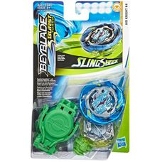 Бейблейд Турбо - Эир Найт Рыцарь Hasbro оригинал Beyblade Burst Turbo Slingshock Air Knight K4 Starter Pack