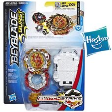 Бейблейд Турбо - Аматериус А3 Hasbro оригинал Beyblade Burst Turbo SwitchStrike Amaterios A3