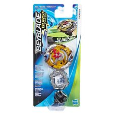 Бейблейд Турбо - Балар B4 Hasbro оригинал Beyblade Burst Turbo Slingshock Balar B4 Single Battling Top
