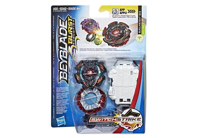 Балкеш B3 Hasbro оригинал Beyblade Burst Evolution SwitchStrike Balkesh B3
