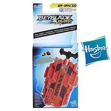 Двосторонній запуск на нитці Hasbro оригінал Beyblade Burst Evolution Dual Threat Launcher