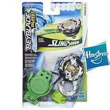 Бейблейд Турбо - Эмперор Форнеус F4 Hasbro оригинал Beyblade Burst Turbo Slingshock Starter Pack Forneus F4