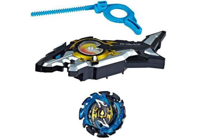 Бейблейд Турбо -Имперор Форнеус Ф4 запуск Акула Hasbro оригинал Beyblade Burst Turbo Slingshock Riptide Blast Set