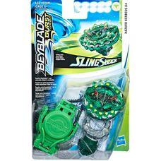 Бейблейд Турбо - Кербеус К4 Hasbro оригинал Beyblade Burst Turbo Slingshock Hazard Kerbeus K4