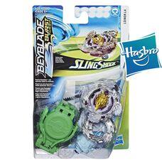 Бейблейд Турбо - брутал Луінор L4 Hasbro Beyblade Burst Turbo Slingshock Starter Pack Luinor L4