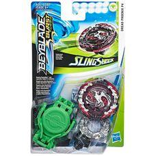 Бейблейд Турбо - Дред Феникс Ф4 Hasbro оригинал Beyblade Burst Turbo Slingshock Dread Phoenix P4 Starter Pack