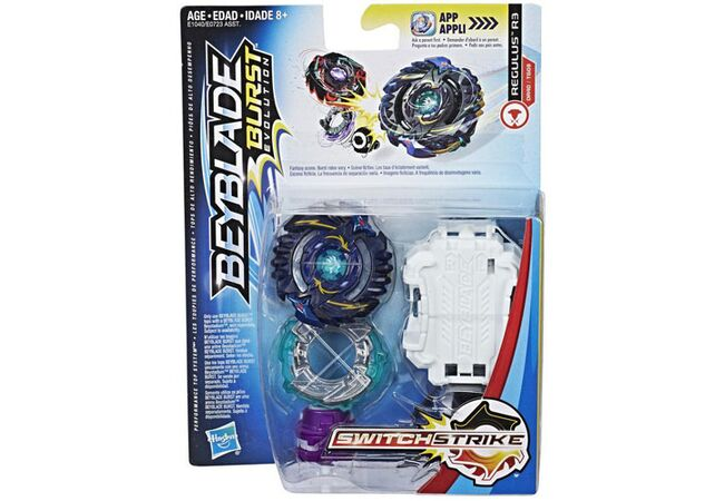 Регулус R3 Hasbro оригинал Beyblade Burst Evolution SwitchStrike Starter Pack Regulus R3