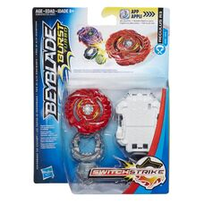Бейблейд Турбо - Регулус R3 Красній Hasbro оригинал Beyblade Burst Turbo SwitchStrike Regulus R3 Starter Pack