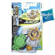 Бейблейд Турбо - Сфинкс S4 оригинал Hasbro Beyblade Burst Turbo Slingshock Sphinx S4