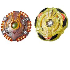 Бейблейд Турбо - Анубис А4 и Спирал Трептун Т4 Hasbro оригинал Beyblade Burst Turbo Slingshock Spiral Treptune T4, Lava-X Anubion A4