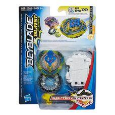 Бейблейд Турбо Спирал Трептун Hasbro оригинал Beyblade Burst Turbo SwitchStrike Tide Treptune T3 Starter Pack