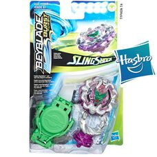 Бейблейд Турбо - Тайфун T4 оригинал Hasbro Beyblade Burst Turbo Slingshock Typhon T4