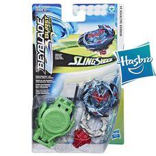 Бейблейд Турбо - Вандер Волтраек V4 Hasbro оригинал Beyblade Burst Turbo Slingshock Starter Pack Wonder Valyryek V4