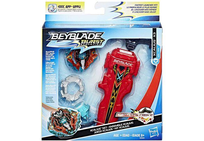 Экскалиус Набор Hasbro оригинал Beyblade Burst Evolution Xcalius Set