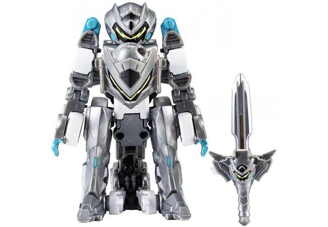 Битроид Зеро и Кай игрушка робот трансформер Монкарт