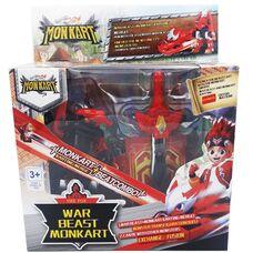 Битроид Драка и Джин игрушка робот трансформер Монкарт