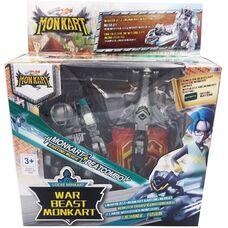 Бітроід Зеро і Кай іграшка робот трансформер Монкарт