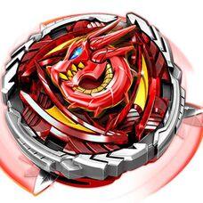 Дзига «Вогняний Дракон»  Інфініті Надо 5