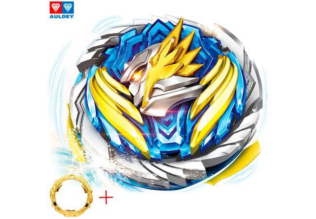 Крылья Ареса - двойной бейблейд Супер S Infinity Nado 5