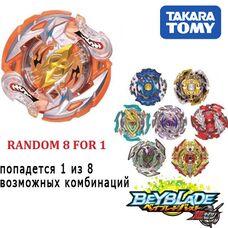 Beyblade Random Crash Ragnaruk (Такара Томи) бейблейд оригинал