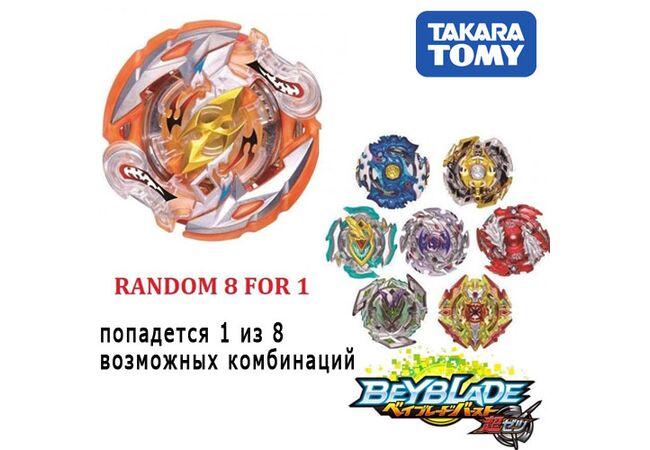 Beyblade Random Crash Ragnaruk (Такара Томи)