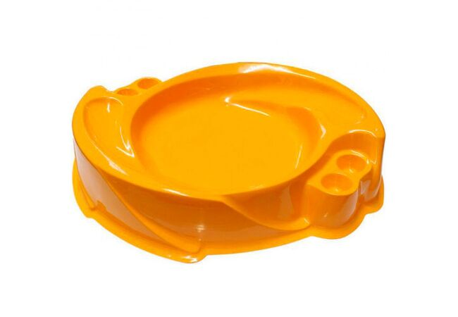 Арена Большая желтая 60 см (тонкий пластик)