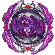Фиолетовый Феникс - бейблейд в новом редизайне