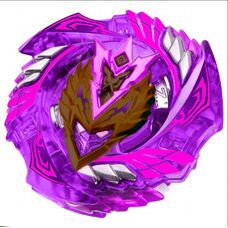 Бейблейд фиолетовый Валькирия в редизайне В-127