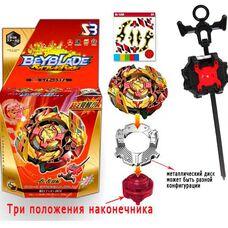 Спрайзен С5 бейблейд Cho-Z Spriggan 0 Wall Zeta Beyblade