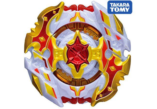 Королевский Спрайзен бейблейд Cho-Z Spriggan Royal King  Такара Томи оригинал