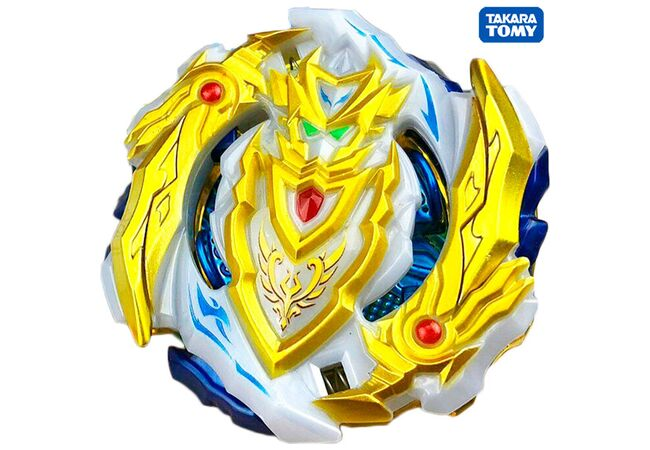 Чо Зет Ахиллес Светлый Рыцарь бейблейд Takara Tomy Asia Limited Cho-Z Achilles White Knight